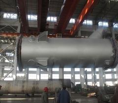 广西1000万吨/年炼油工程 UOP外取热器(Ø2800)
