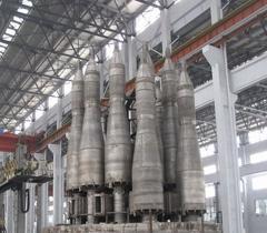 伊朗ARAK公司490万吨/年催化装置 BSX型三级旋分器(Ø 1040021921)
